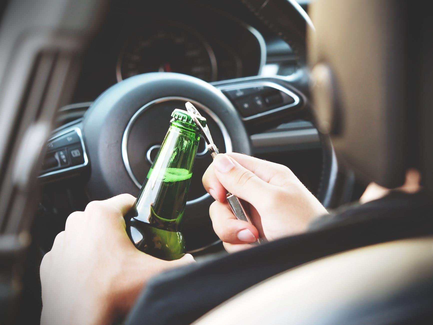 Bafômetro: As consequências de beber e dirigir